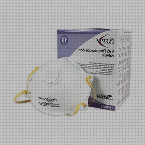 Review de mascarilla n95 incendio
