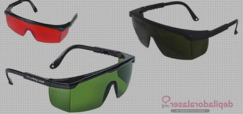 4 Mejores Gafas De Proteccion De Depilacion Por Luz Pulsada 2021